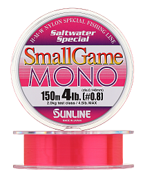Sunline SWS Small Game Mono #0.8