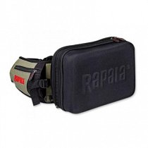 Rapala Limited Edition Hybrid Hip Bag зеленый/черный