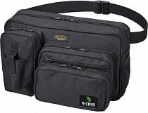 EverGreen B-True Bank Style Hip Bag Black