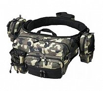 EverGreen Hip & Shoulder Bag TP Camo