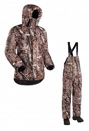 Bask Hrt Makalu Suit TH King Camo Snow 58