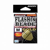 Decoy Flashing Blade BL-1 Gold M